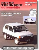 Revue technique Seat Marbella et Seat Terra