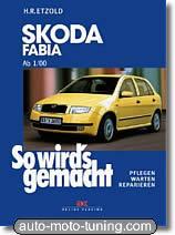 Revue technique Skoda Fabia (2000-2007)