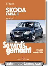 Revue technique Skoda Fabia II (depuis avril 2007)