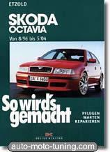 Revue technique Skoda Ocatvia (1996-2004)