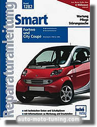 Revue technique Smart Fortwo et City Coupé