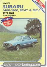 Revue technique Subaru 1400 à 1800