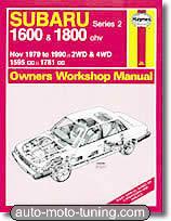 Revue technique Subaru 1600 et 1800