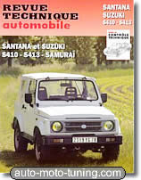 Revue technique Suzuki Samuraï