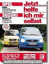 Revue technique Suzuki Wagon R+