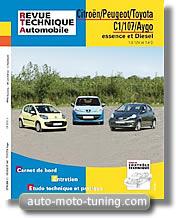 Revue Toyota Aygo (depuis 2005)