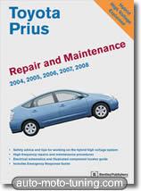 Revue technique Toyota Prius (2004-2008)