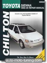 Revue technique Toyota Sienna (1998-2009)