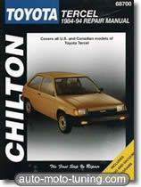 Revue technique Toyota Tercel (1984-1994)