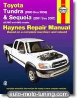 Revue technique Toyota Tundra / Toyota Sequoia (2000-2006)