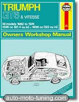 Revue technique Triumph GT6 et Vitesse (1962-1974)
