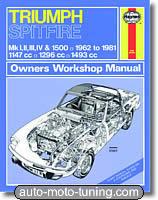 Revue technique Triumph Spitfire (1962-1981)