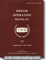 Revue technique Triumph TR6 (1967-1976)