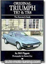 Guide de restauration Triumph TR7 & TR8