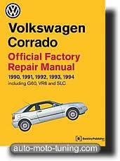 Revue technique Volkswagen Corrado (1990-1994)