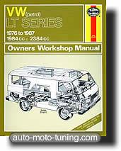 Revue technique Volkswagen LT essence (1976-1987)