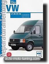 Revue technique Volkswagen LT diesel (1997-2002) (Fourgon)