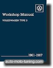 Revue technique Volkswagen Type 3 (1961-1967)