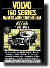 Volvo Série 160 (1968-1975)