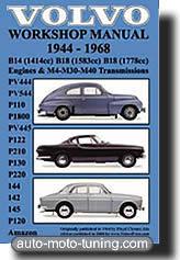 Revue technique Volvo (1944-1968)