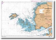 Goulet de Brest à l'île d'Ouessant
