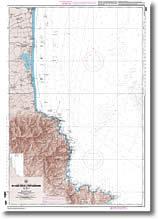 Carte Cabo Creus à Port-Bacarès