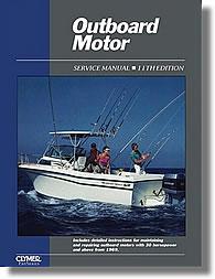 Manuel de réparation hors-bord Chrysler (1969-1989)