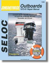 Hors-bord Johnson / Evinrude 60 à 235 ch
