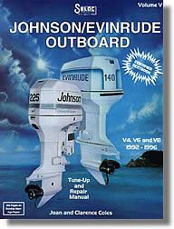 Hors-bord Johnson / Evinrude 80 à 300 ch