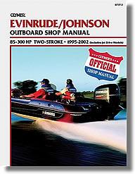 Hors-bord Evinrude / Johnson 85 à 300 ch