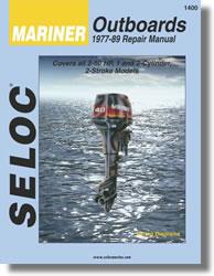 Hors-bord Mariner 2 à 60 ch