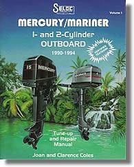 Hors-bord Mercury / Mariner 2.5 à 25 ch