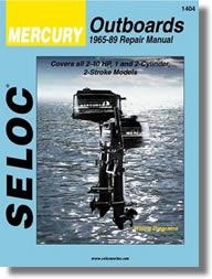 Hors-bord Mercury 2 à 40 ch