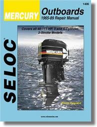 Hors-bord Mercury 40 à 115 ch