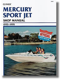 Hors-bord Mercury Sport Jet 90 et 120 ch