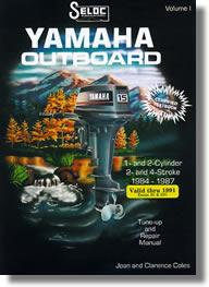 Hors-bord Yamaha (1984-1987)