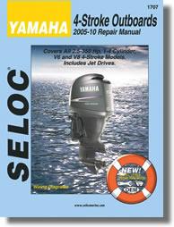 Manuel de réparation Hors-bord Yamaha (2005-2010)