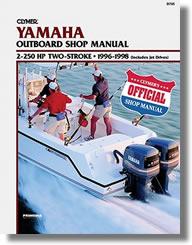 Manuel de réparation Hors-bord Yamaha (1996-1998)
