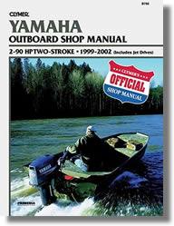 Manuel de réparation Hors-bord Yamaha (1999-2002)