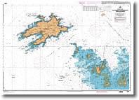 île Molène à l'île d'Ouessant