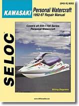 Jet ski Kawasaki (1992 à 1997)