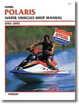 Jet ski Polaris (1992 à 1995)