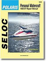Jet ski Polaris (1992 à 1997)