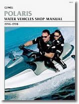 Jet ski Polaris (1996 à 1998)