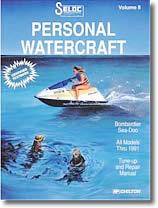 Jet ski Sea-Doo (1988 à 1991)