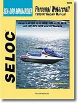 Jet ski Sea-Doo (1992 à 1997)