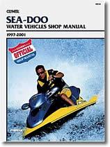Jet ski Sea-Doo (1997 à 2001)
