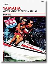 Jet ski Yamaha (1987 à 1992)