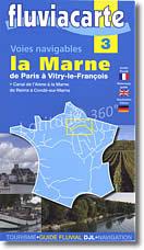 Voies navigables La Marne
