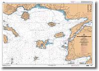 Carte de la Mer de Thrace